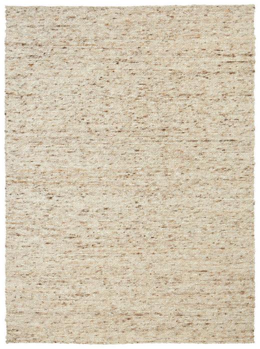 HANDWEBTEPPICH  70/130 cm  Braun - Braun, Basics, Textil (70/130cm) - Linea Natura