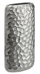 VAZA - nikelj, Basics, kovina (15,5/32/7cm) - Ambia Home
