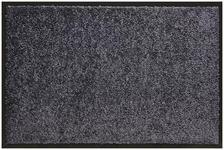 FUßMATTE 60/80 cm  - Dunkelgrau, KONVENTIONELL, Kunststoff/Textil (60/80cm) - Esposa