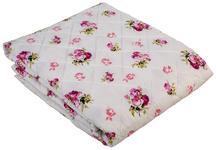 Tagesdecke Rosmarie 220x240 cm - Rosa/Weiß, ROMANTIK / LANDHAUS, Textil (220/240cm) - James Wood