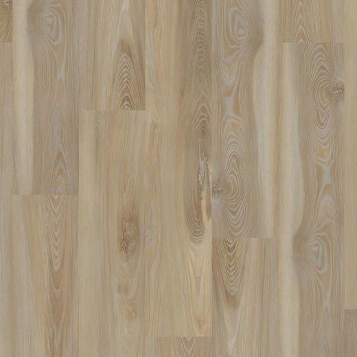 VINYLBODEN per  m² - Eschefarben, Design, Kunststoff (120,5/21,0/0,98cm) - Tilo