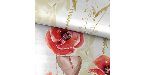 BETTWÄSCHE 140/200 cm  - Silberfarben, KONVENTIONELL, Textil (140/200cm) - Esposa