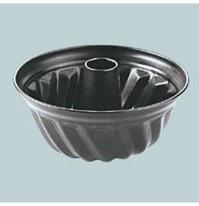 KALUP ZA KUGLOF - Crna, Osnovno, Metal (25/25/11,2cm) - Zenker