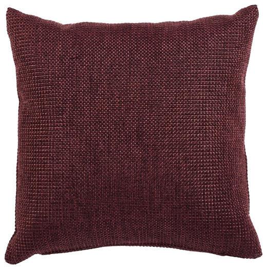 KISSENHÜLLE Bordeaux 40/40 cm - Bordeaux, KONVENTIONELL, Textil (40/40cm) - Novel