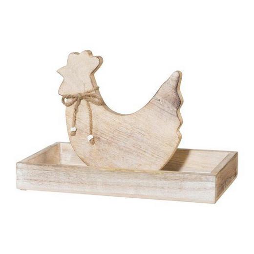 DEKOTABLETT - LIFESTYLE, Holz (30/18/22cm)