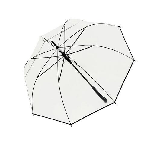 REGENSCHIRM - Transparent, Trend, Metall (83cm)