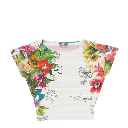 PYJAMAOBERTEIL  Multicolor - Multicolor, Basics, Textil (S/M) - Desigual