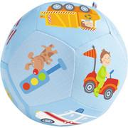 Babyball Multicolor - Multicolor, Basics, Kunststoff (14cm) - Haba