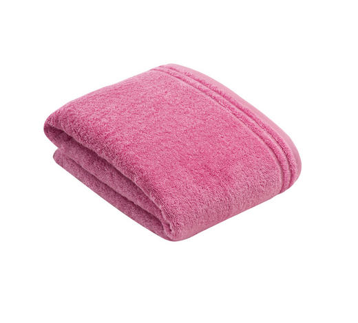 BADETUCH - Rosa, Basics, Textil (100/150cm) - Vossen