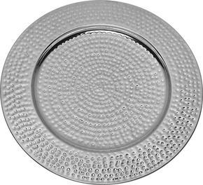 DEKORATIONSFAT - silver, Basics, metall (35/1cm) - Ambia Home