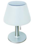 LED VENKOVNÍ SVÍTIDLO - bílá/barvy stříbra, Konvenční, kov/umělá hmota (20/28,5cm) - Ambia Garden