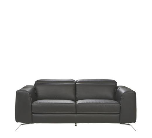 Zweisitzer Sofa Echtleder Schwarz Online Kaufen Xxxlutz