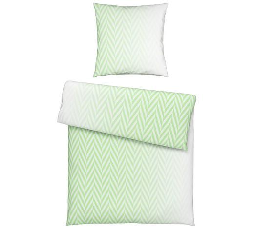 POSTELJNINA BIGGS WILLOWS - zelena, Konvencionalno, tekstil (135/200cm) - Boxxx