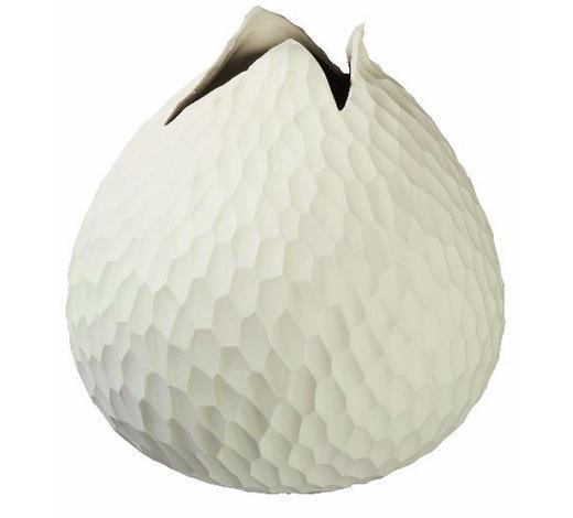 VAZA 1361011, 18 CM - krem, Basics, keramika (18cm) - ASA