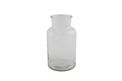 DEKOFLASCHE - Glas (14/26cm)