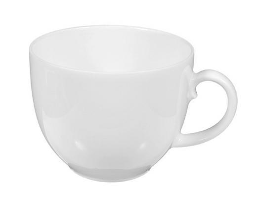 KAFFEETASSE - Weiß, Basics, Keramik (0,21l) - Seltmann Weiden