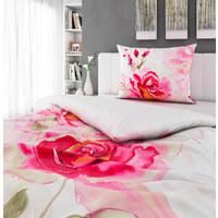POSTELJINA - bijela, Konvencionalno, tekstil (135/200cm) - Esposa