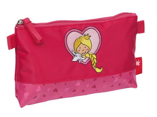 Kinderkulturtasche - Pink/Altrosa, Textil (20/12/2cm) - Sigikid