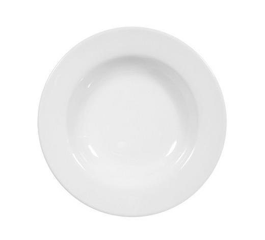 SUPPENTELLER - Weiß, Basics, Keramik (23cm) - Seltmann Weiden