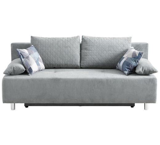Schlafsofa 140x200 Grau Bettkasten Entdecken