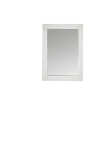 SPIEGEL Lärchefarben - Lärchefarben, LIFESTYLE, Glas/Holzwerkstoff (65/90/2cm) - Landscape