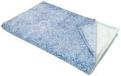 KUSCHELDECKE 150/200 cm - Türkis, Design, Textil (150/200cm) - Novel