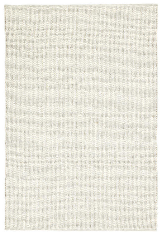 HANDWEBTEPPICH  200/290 cm  Weiß - Weiß, Basics, Textil (200/290cm) - Linea Natura