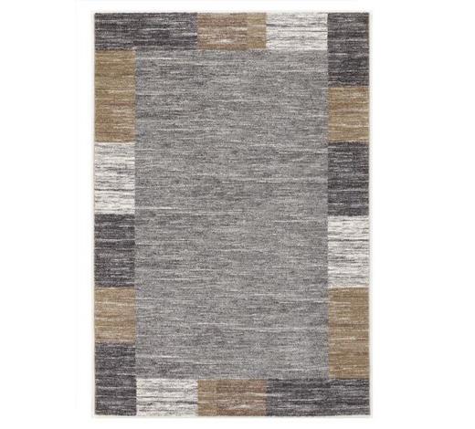 FLACHWEBETEPPICH  80/150 cm  Grau   - Grau, Basics, Textil (80/150cm) - Novel
