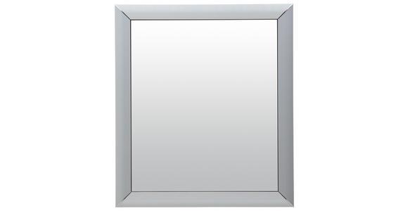 SPIEGEL 59/67/5 cm  - Alufarben, Design, Glas/Metall (59/67/5cm) - Dieter Knoll