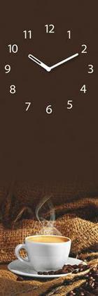 HODINY NÁSTĚNNÉ - Multicolor, Konvenční, kov/sklo (20/60/3,5cm) - EUROGRAPHICS