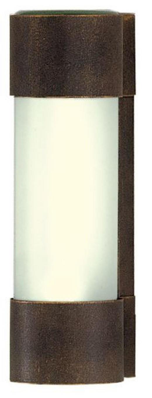 AUßENLEUCHTE - Basics, Metall (10/31.5/12.5cm)