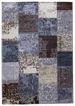 FLACHWEBETEPPICH  80/150 cm  Blau - Blau, Textil (80/150cm) - Novel