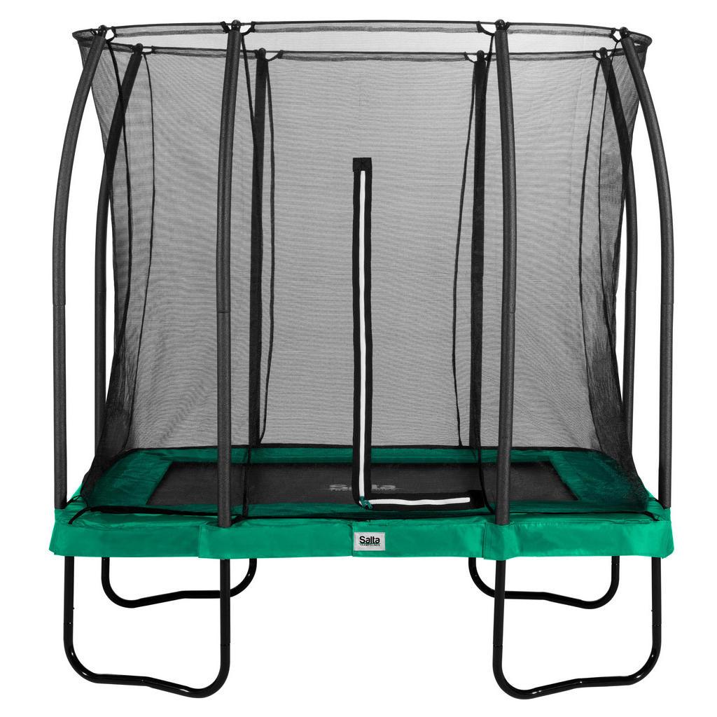 XXXL Trampolin Salta Comfort 153/214 cm Grün   Kinderzimmer > Spielzeuge > Trampoline   Metall   XXXL Shop