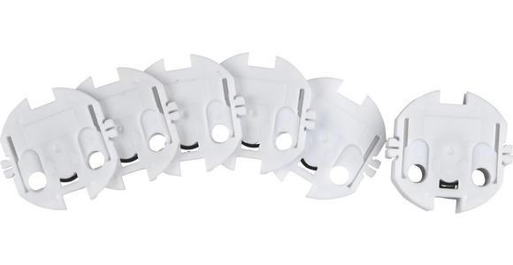 STECKDOSENVERSCHLUSS - Weiß, Basics, Kunststoff (17.5/9.9cm) - My Baby Lou