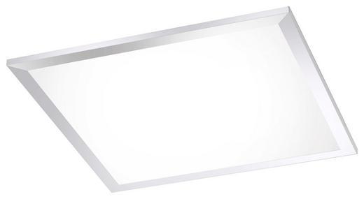 STROPNA LED SVETILKA FLAT - krom, Design, kovina (30/30/5,8cm)