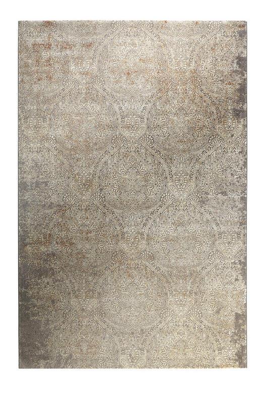 VINTAGE-TEPPICH  200/290 cm  Beige, Silberfarben - Beige/Silberfarben, Textil (200/290cm) - Novel