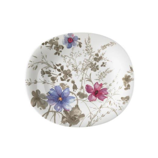FRÜHSTÜCKSTELLER Porzellan - Multicolor, Basics (19/23cm) - Villeroy & Boch
