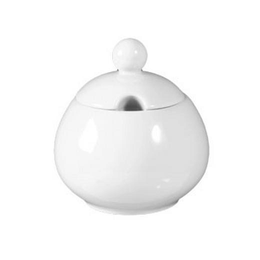 ZUCKERDOSE Keramik - Weiß, Basics, Keramik (0.23l) - Seltmann Weiden