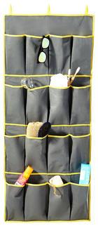 HÄNGEAUFBEWAHRUNG - Grau, Textil (150/60/10cm)
