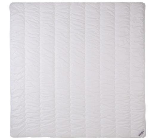 LEICHTDECKE 200/200 cm - Weiß, Basics, Textil (200/200cm) - Sleeptex