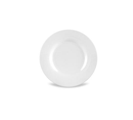 UNTERTASSE - Weiß, Basics, Keramik (15,5cm) - Homeware