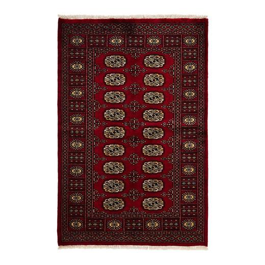 ORIENTTEPPICH  95/160 cm  Rot - Rot, Basics, Textil/Weitere Naturmaterialien (95/160cm)
