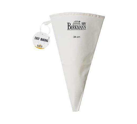 SPRITZBEUTEL - Weiß, Basics, Textil (20/34/0,2cm) - Birkmann