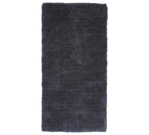 HOCHFLORTEPPICH - Dunkelgrau, Basics, Textil (70/140cm) - Esprit