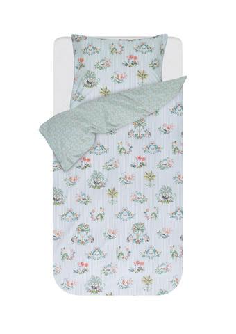 POSTELJNINA - modra, Konvencionalno, tekstil (140/200cm) - Pip Home