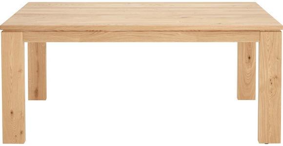 ESSTISCH in Holz 180/95/77 cm - Eichefarben, Natur, Holz (180/95/77cm) - Valnatura