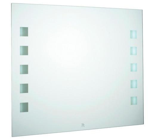 BADEZIMMERSPIEGEL - KONVENTIONELL, Glas (120/70/4cm)