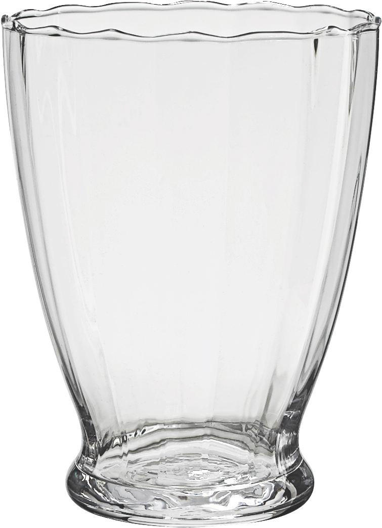 VAS - klar, Basics, glas (12/19/cm) - Ambia Home
