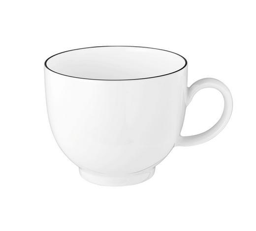 KAFFEETASSE 210 ml - LIFESTYLE, Keramik (0,21l) - Seltmann Weiden