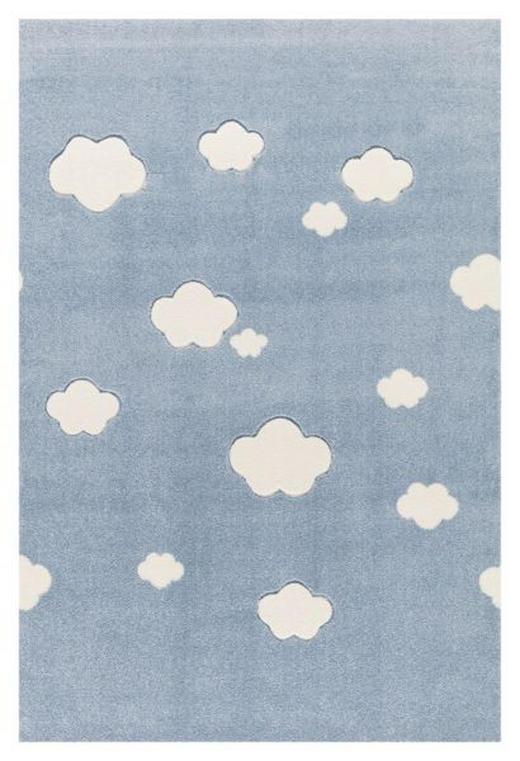 KINDERTEPPICH  120/180 cm  Blau - Blau, Basics, Textil (120/180cm)